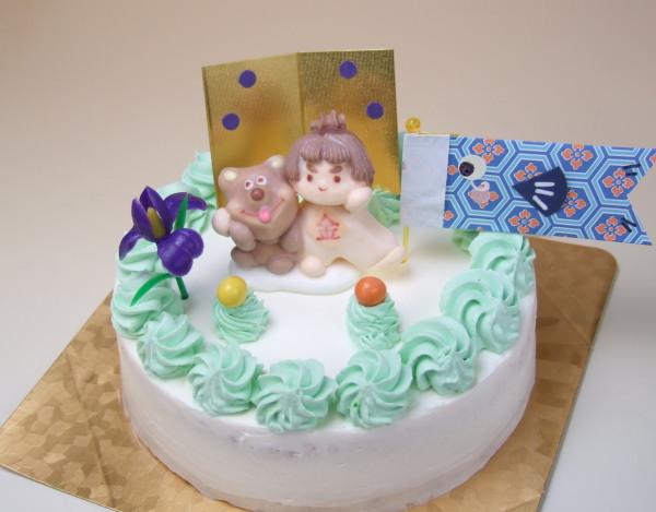 子供の日|端午の節句ケーキ