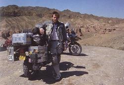 ユアン マクレガー バイク