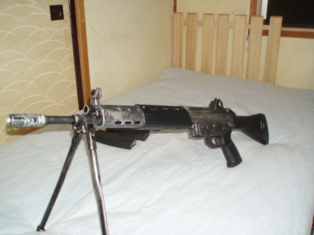 <b>豊和工業</b> 89式小銃 | ランドウォーリアー104 - 楽天ブログ