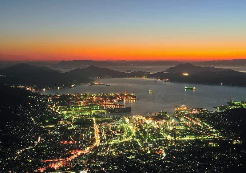 呉市の夜景 | 自画自賛の写真集 - 楽天ブログ