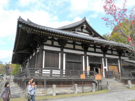 奈良公園散策 (続き)