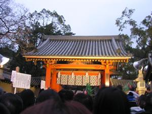 西宮神社赤門