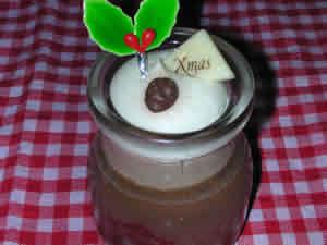ヒデトワのチョコレートクリームプリン