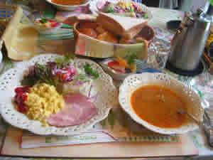 きんだい朝食