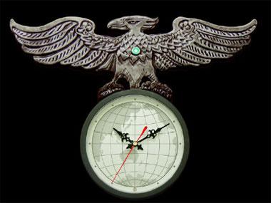 ショッカー首領時計