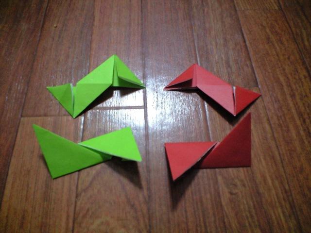 ハート 折り紙:手裏剣の折り紙-plaza.rakuten.co.jp