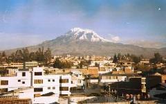 チンボラソ山:長い間世界最高峰...