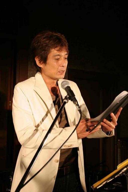 s-enban tokyo 2005 ishihara 073 俳優 金田賢一氏(特別友情出演/