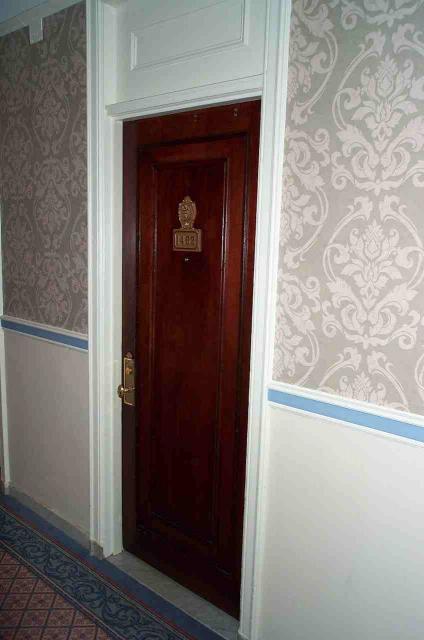 plaza door