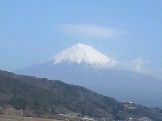 絶景 富士山