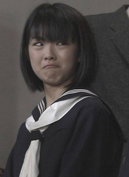 福田麻由子@霧の火