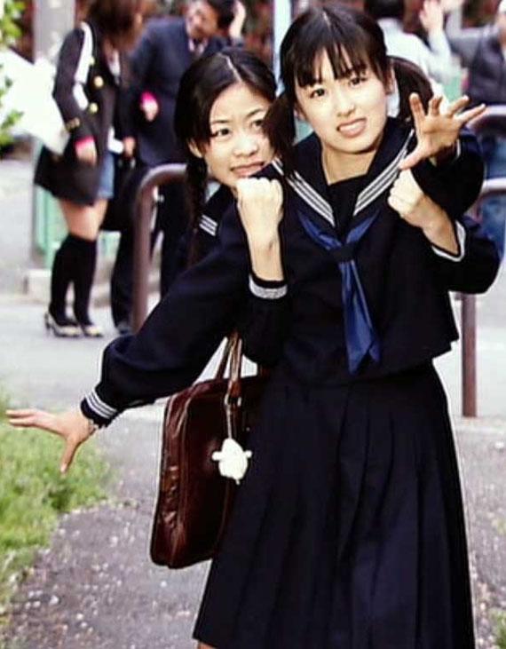 大後寿々花 セクシーボイス アンド ロボ セクロボ セーラー服 芋セラ 中学生