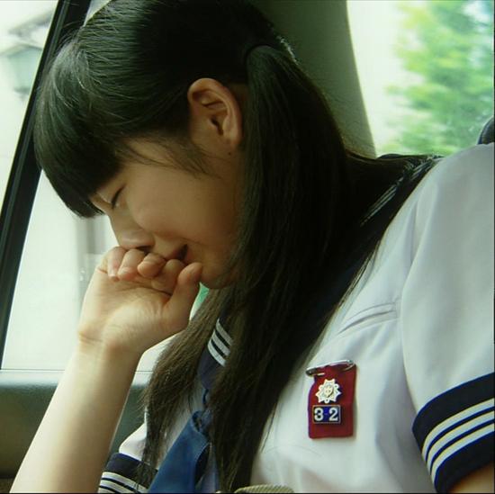 夏帆ホームレス中学生