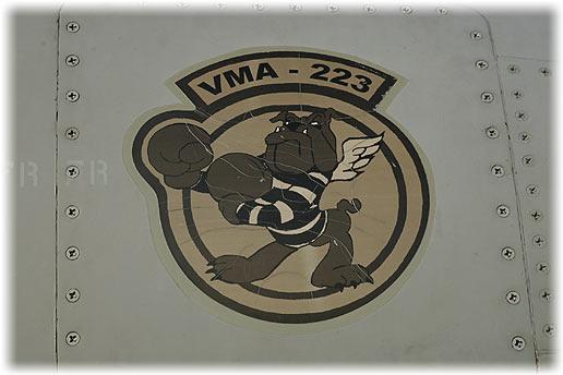 """VMA-223""""Bulldogs"""""""