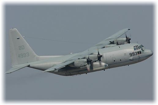 """VR-64""""Condors"""" / KC-130T"""