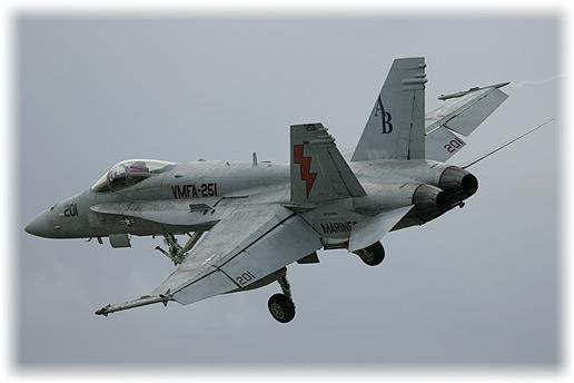 """VMFA-251""""Thunderbolts"""""""