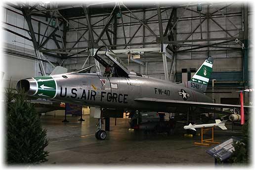 """F-100D""""Super Sabre"""""""