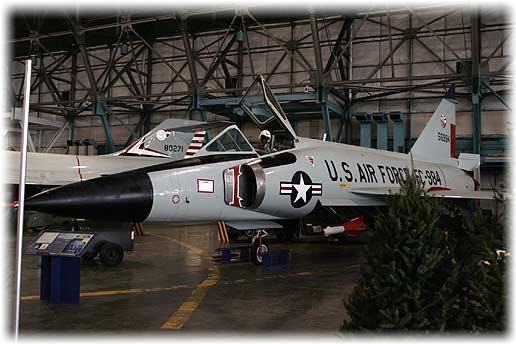 """F-102A""""Delta Dagger"""""""