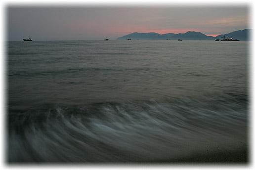 山口県光市虹ヶ浜