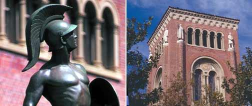 2009年9月7日に母校USC留学中の日本人大学院生の皆さんとお話しました。