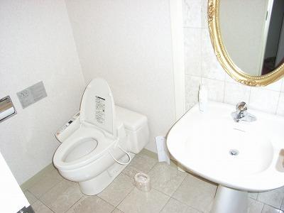 ベイホテル東急・デラックスファミリールーム・トイレ