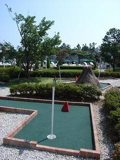 シェラトン・グランデ・トーキョーベイ2009・パターゴルフ