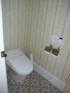 ディズニーランドホテル2009・トイレ