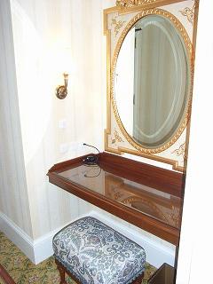ディズニーランドホテル2009・ドレッサー
