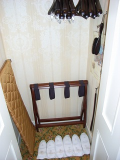 ディズニーランドホテル2009・クローゼット