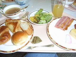 ホテル・シーサイド江戸川・朝食
