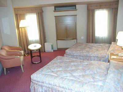 ベイホテル東急・デラックスファミリールーム・室内2