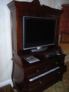 ディズニーランドホテル2009・テレビ