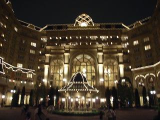 ディズニーランドホテル夜景.jpg