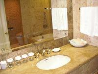 ホテルオークラ東京ベイ・洗面台