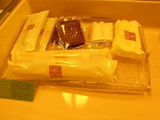ベイホテル東急200912・アメニティ