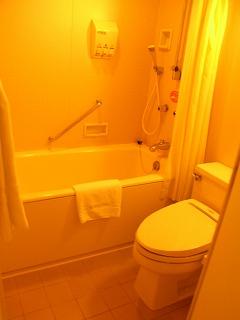 ベイホテル東急200912・バスルーム