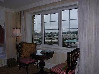 ディズニーランドホテル2009・窓2