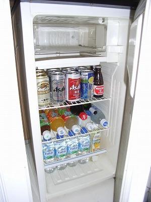 ベイホテル東急200903冷蔵庫
