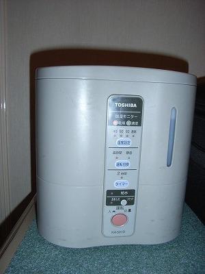 ベイホテル東急200903加湿器