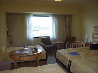 ホテルオークラ東京ベイ200808室内