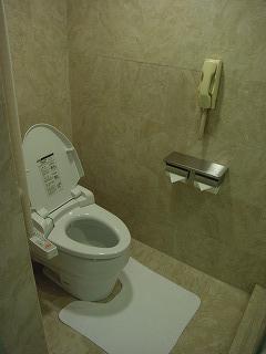 ホテルオークラ東京ベイ200808トイレ
