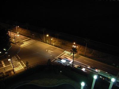 ベイホテル東急200903眺望夜景