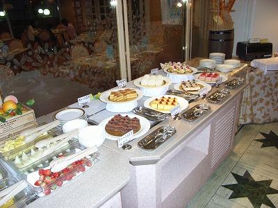 ベイホテル東急200903ディナーバイキング2