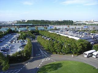 ホテルオークラ東京ベイ200808眺望昼
