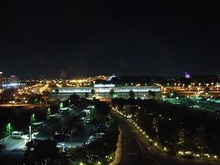 ホテルオークラ東京ベイ200808眺望夜