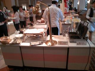 ホテルオークラ東京ベイ200808レストランフォンタナ1