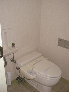 ベイホテル東急・トイレ