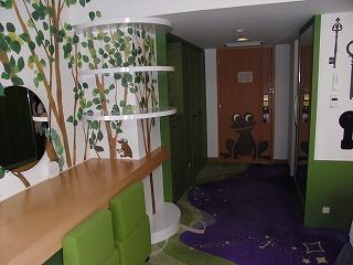 ヒルトン東京ベイ・ハッピーマジックルーム・室内2
