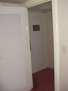 ベイホテル東急・ドア