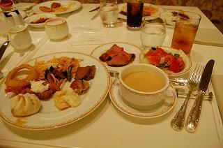 東京ディズニーランドホテル・アルコーヴルーム・シャーウッドガーデンレストラン5